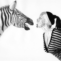 Animal Project: Disagreement With a Zebra
